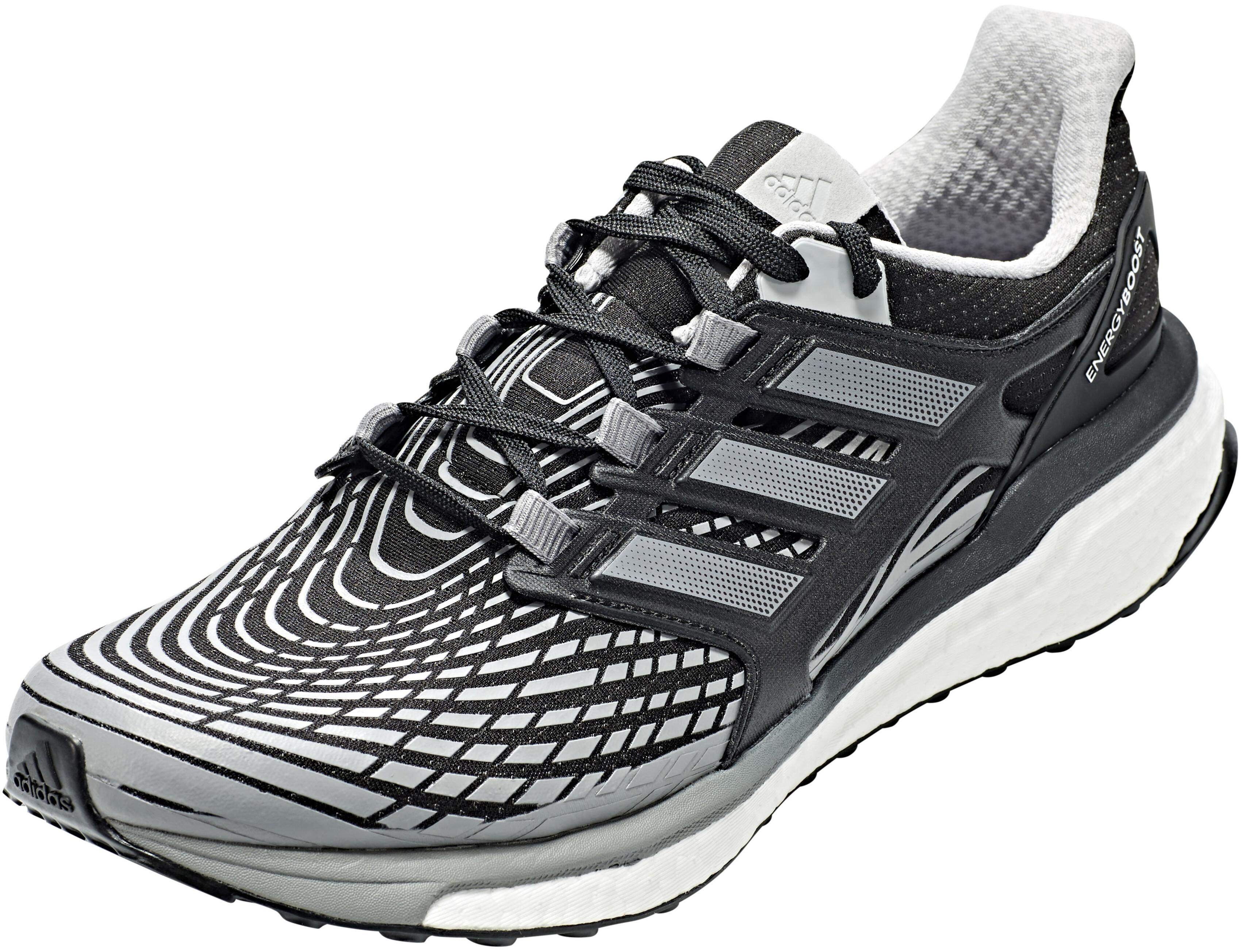 brand new e6d68 ade7a adidas Energy Boost Løpesko Herre GråSvart